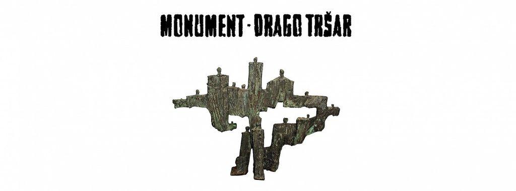 OTVORITEV RAZSTAVE Drago Tršar: Monument - pregledna razstava
