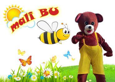Dobrodošli v svetu zgodb: Medo Bu in čebela