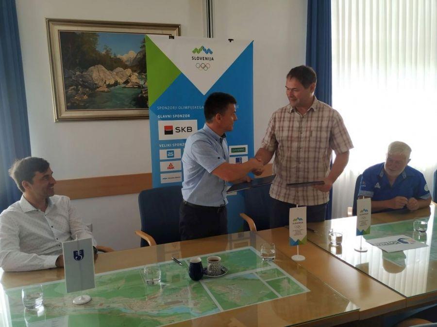 Olimpijski komite Slovenije vodenje regijske pisarne ponovno zaupal Športni zvezi Jesenice