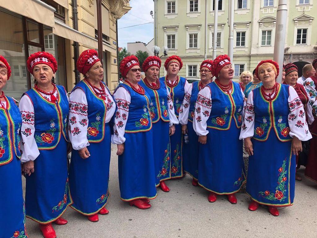 Župan Bojan Šrot sprejel člane Društva Ukrajincev v Sloveniji
