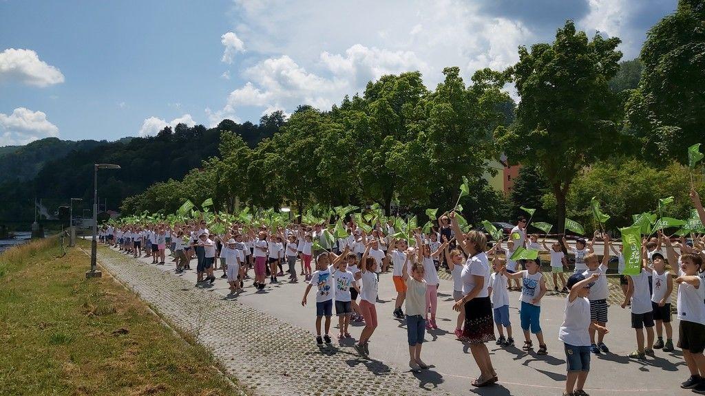 Dirka po Sloveniji je imela leteči cilj v Laškem