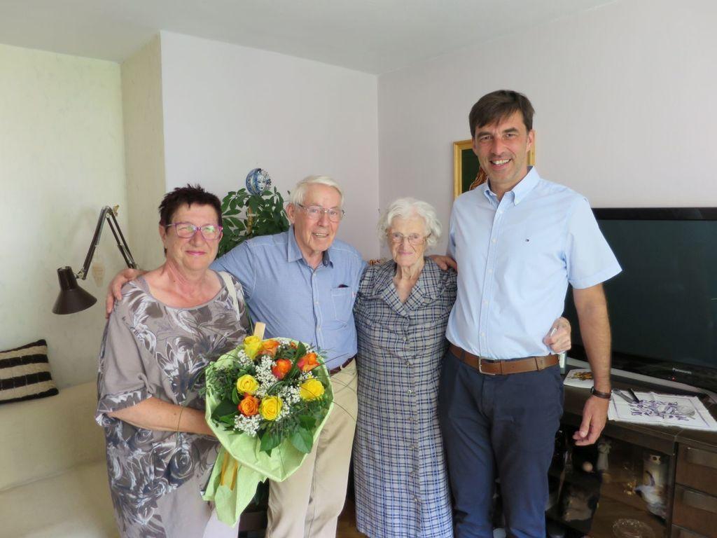 101 leto Ivanke Gašperin