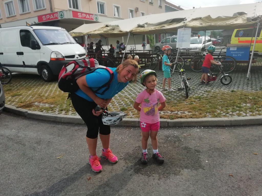 Zahvala ob Žirovskem kolesarskem krogu in nekaj fotoutrinkov