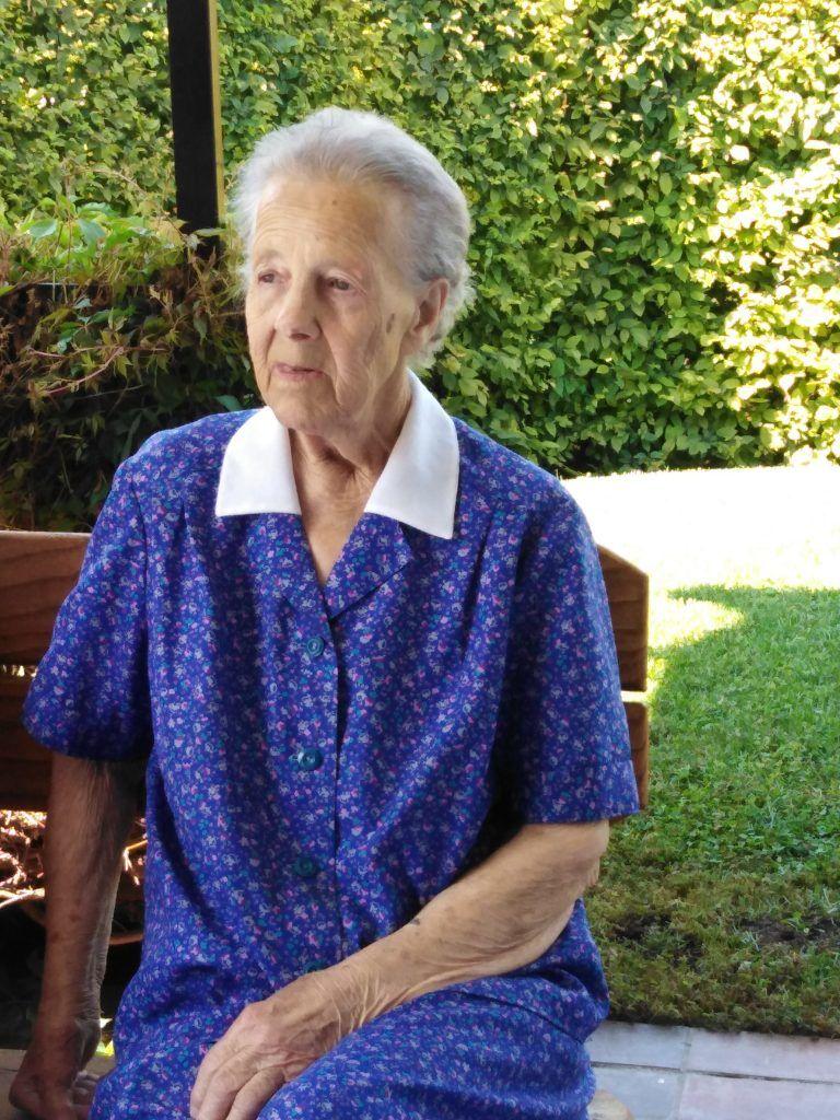 """""""Saj še sama ne morem verjeti, da sem dočakala 96. let"""""""