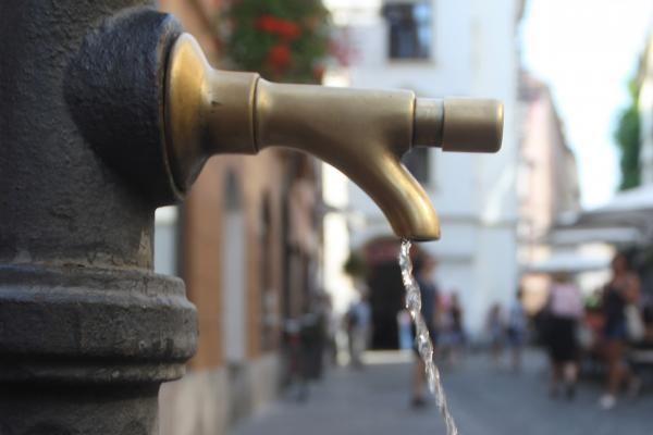V Ljubljani se zavedamo podnebnih sprememb, zato s številnimi ukrepi blažimo vročino