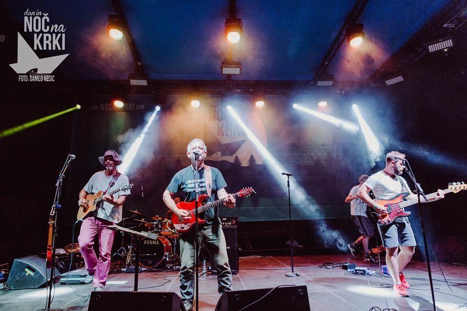 Zadnji koncert Poletja v Dolenjskih Toplicah