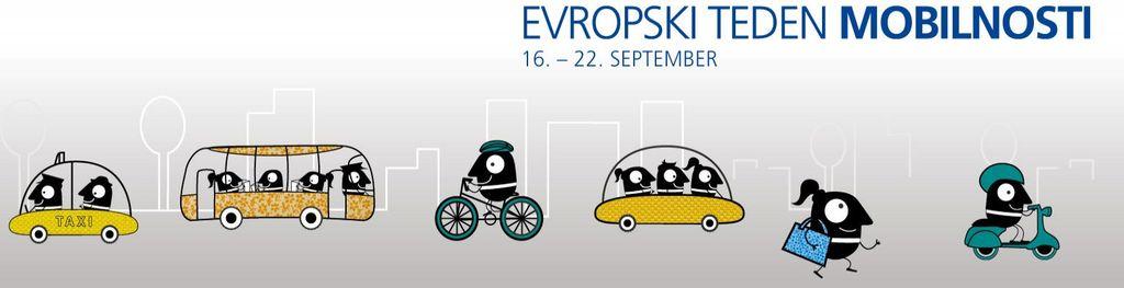Aktivnosti v občini Jesenice ob Evropskem tednu mobilnosti 2019