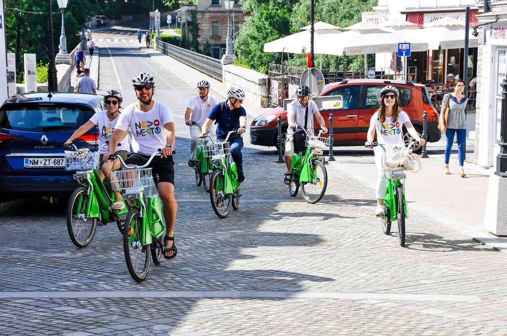 Evropski teden mobilnosti 2019 v Novem mestu