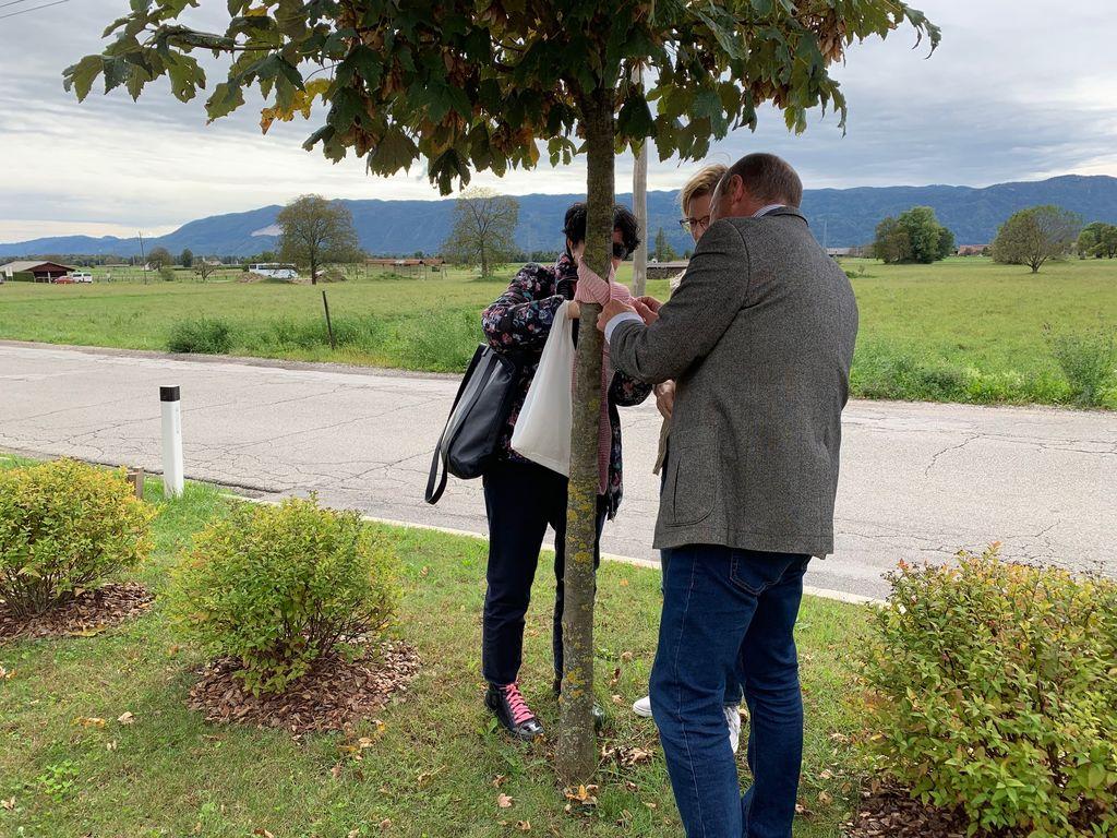 Tudi Občina Žirovnica se je pridružila akciji Rožnati oktober – mednarodni mesec osveščanja o raku dojk
