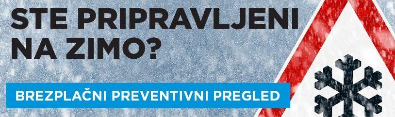 Preventivna akcija SPV Žirovnica varnostni pregled vozila pred zimo-povabilo