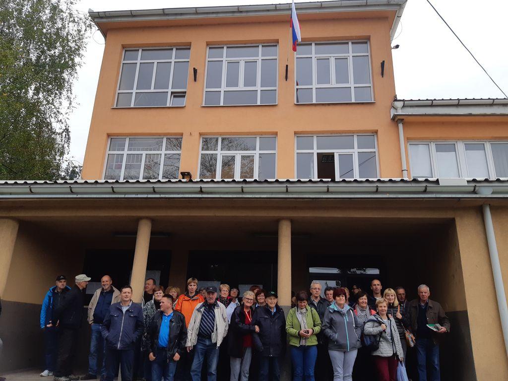 Člani RMED Srečno Zagorje na obisku v Brezi (BIH)