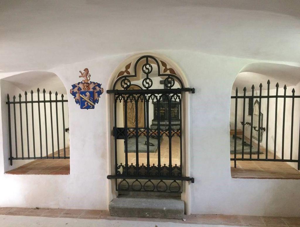 VABILO: Molitev za rajne in odprtje grobnice grofov Barbo