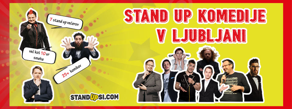 Best of EX YU stand up / LJ
