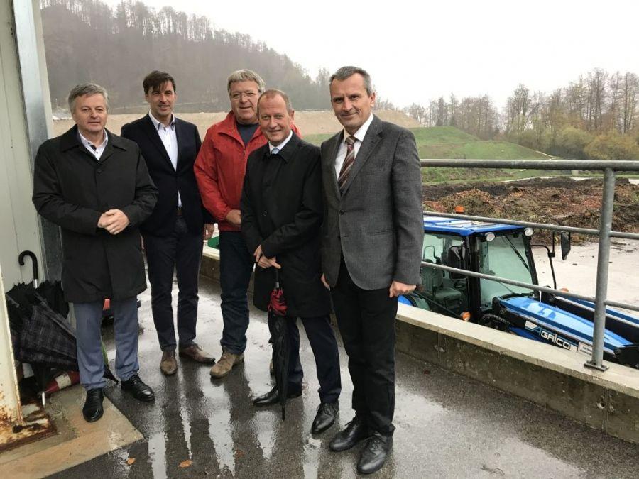 Delovno srečanje županov Zgornje Gorenjske s predstavniki Ministrstva za okolje in prostor