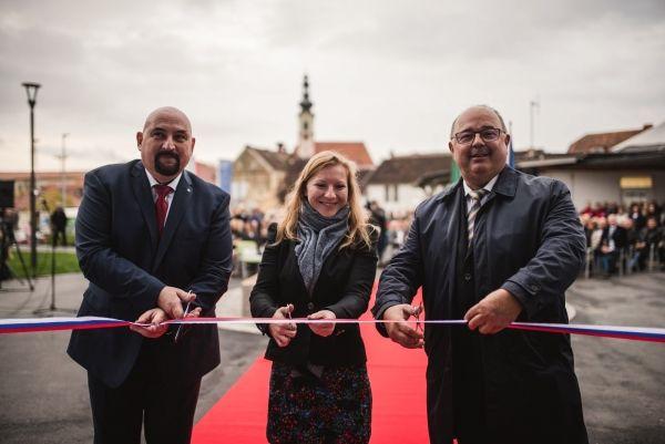 Otvoritev novih prostorov Centra za krepitev zdravja Zdravstvenga doma Lenart