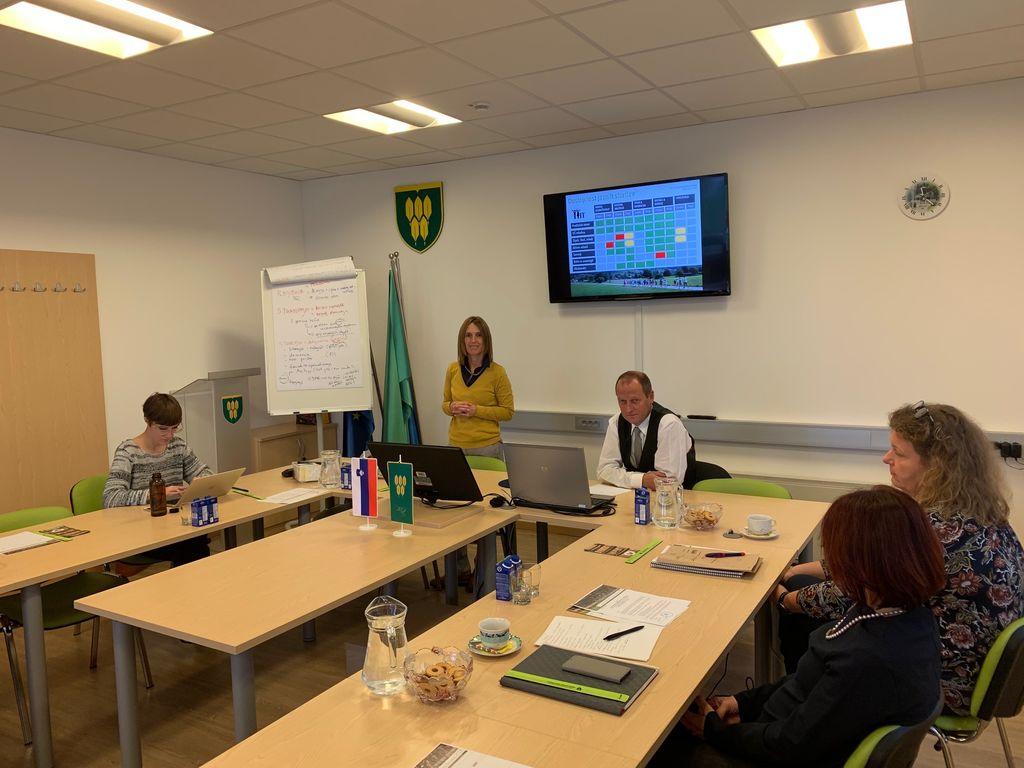 Razvojna delavnica izvajalcev javnih služb v Občini Žirovnica za pripravo Razvojnega programa občine Žirovnica do leta 2030