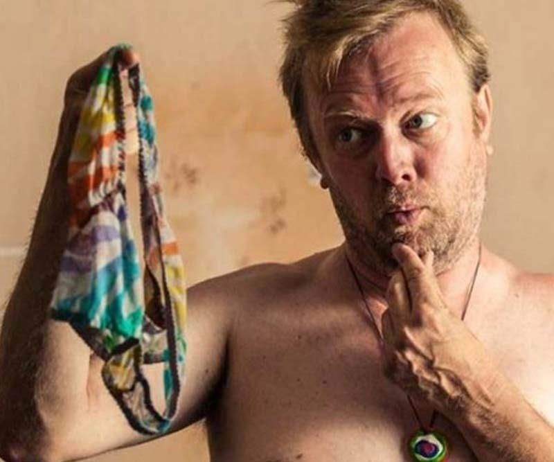 Stand up komedija: Matjaž Javšnik - Striptiz