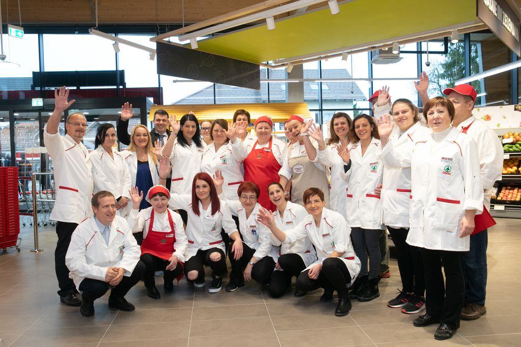 Nova franšizna trgovina SPAR partner v Borovnici