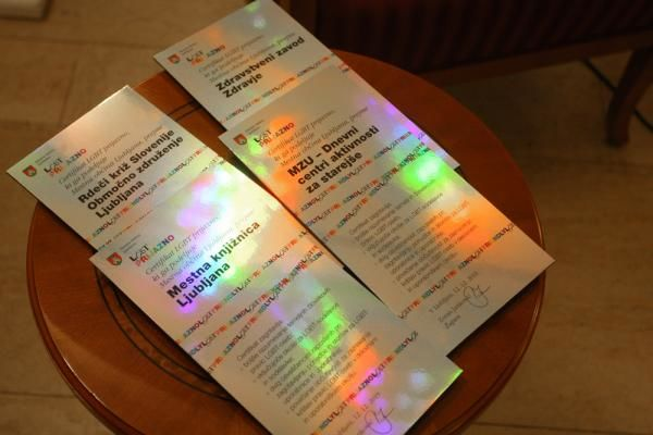 Že 40 prejemnikov certifikata LGBT prijazno
