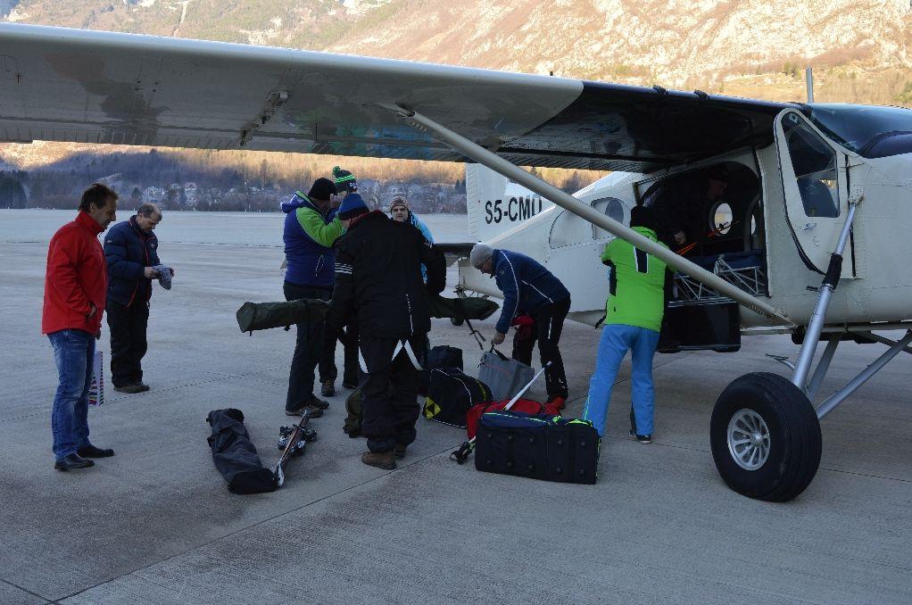 Bovško letališče pridobiva nove razsežnosti