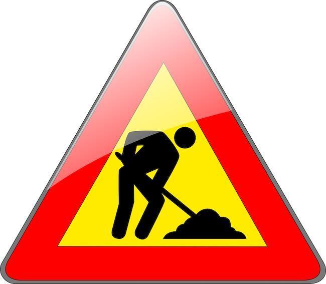 Popolna zapora ceste med 15. 1. 2020 in 22. 1. 2020 zaradi vzdrževalnih del