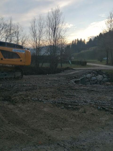 Rekonstrukcija mostu Ljubija – Kolovrat