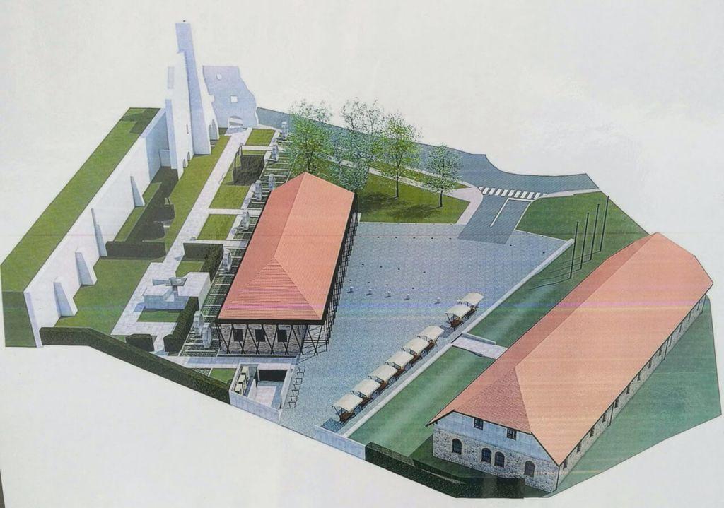Nadaljevanje projekta Auerspergova železarna