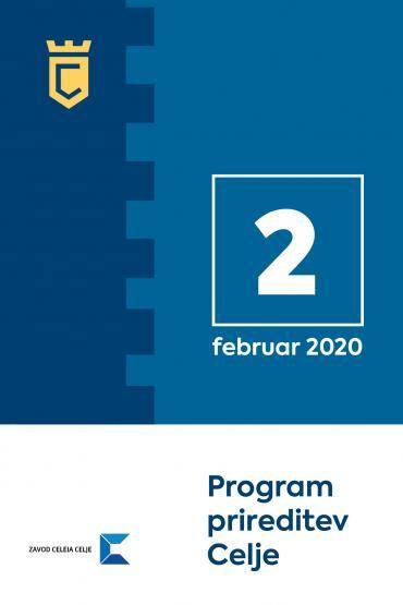 Dogodki v februarju 2020