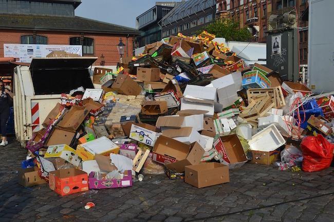 Pravilno ravnanje z odpadki oz. surovinami in embalažo iz gospodinjstev v letu 2020
