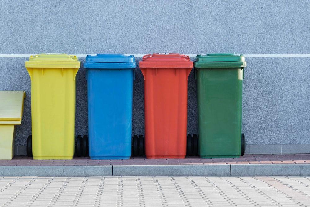 Zaščitna sredstva sodijo med mešane komunalne odpadke