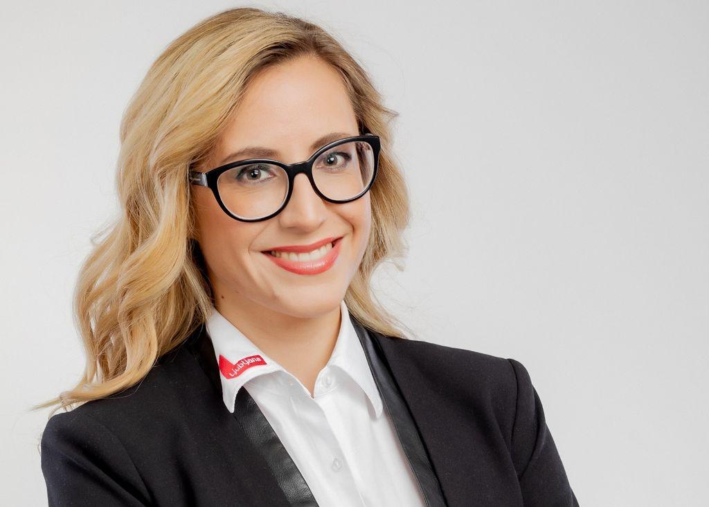 Nina Kosin, vodja odnosov z javnostmi Turizem Ljubljana (foto: Marko Delbello Ocepek)