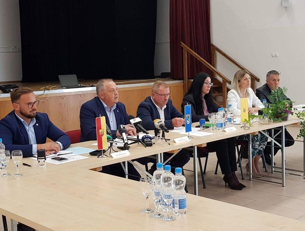 Konzorcij petih občin s podpisom nove pogodbe za pospešitev vodovoda v Sp. Podravju
