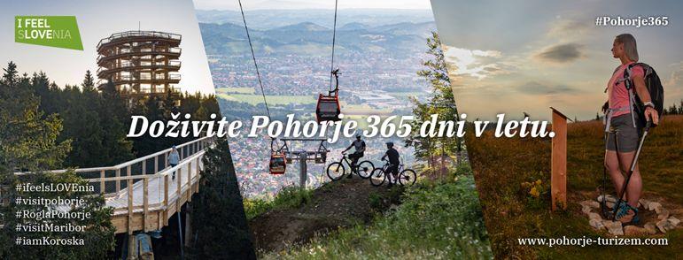Zdaj je čas, da obiščete Pohorje!