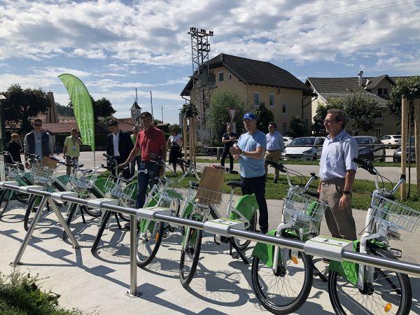Z županom na kolo – preizkusimo Gorenjska bike