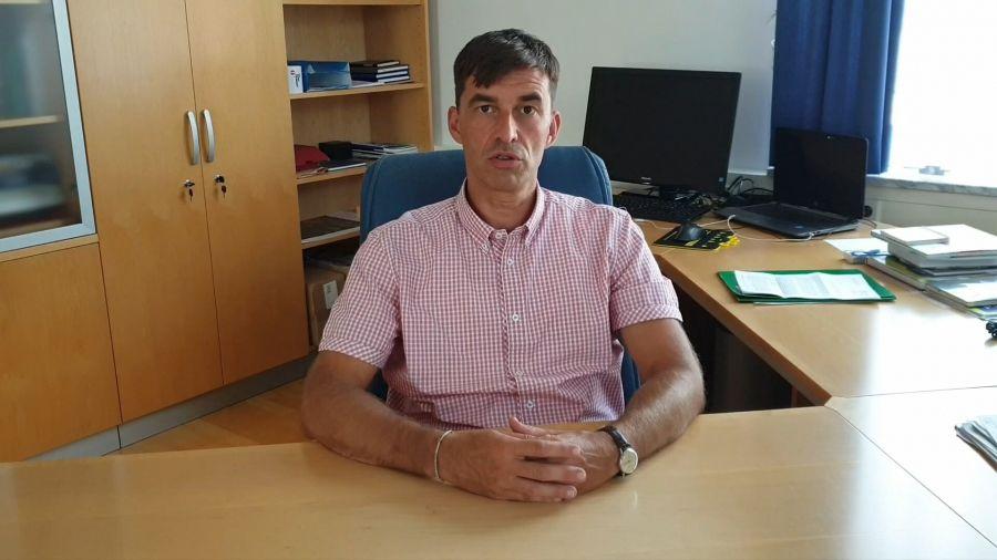 Nagovor župana Blaža Račiča ob spominskem dnevu občine Jesenice