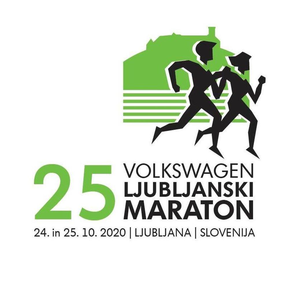 Volkswagen 25. Ljubljana marathon