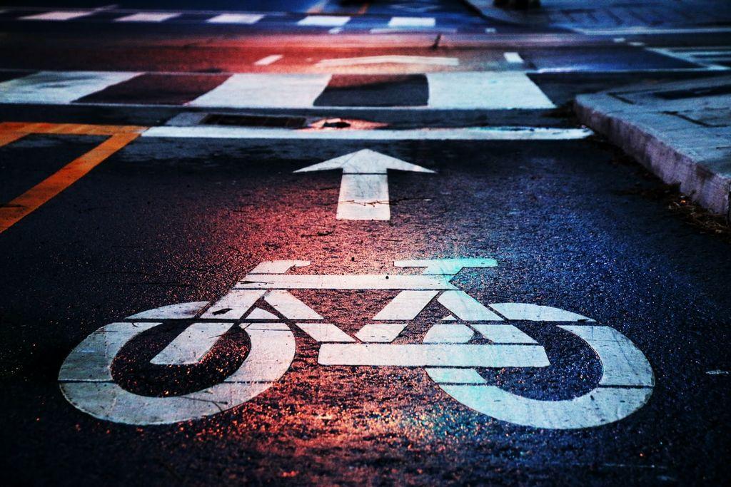 Na Lavi so nove kolesarske steze že zgrajene