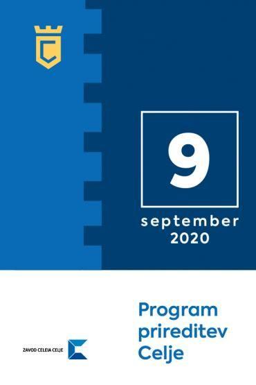 Dogodki v septembru 2020