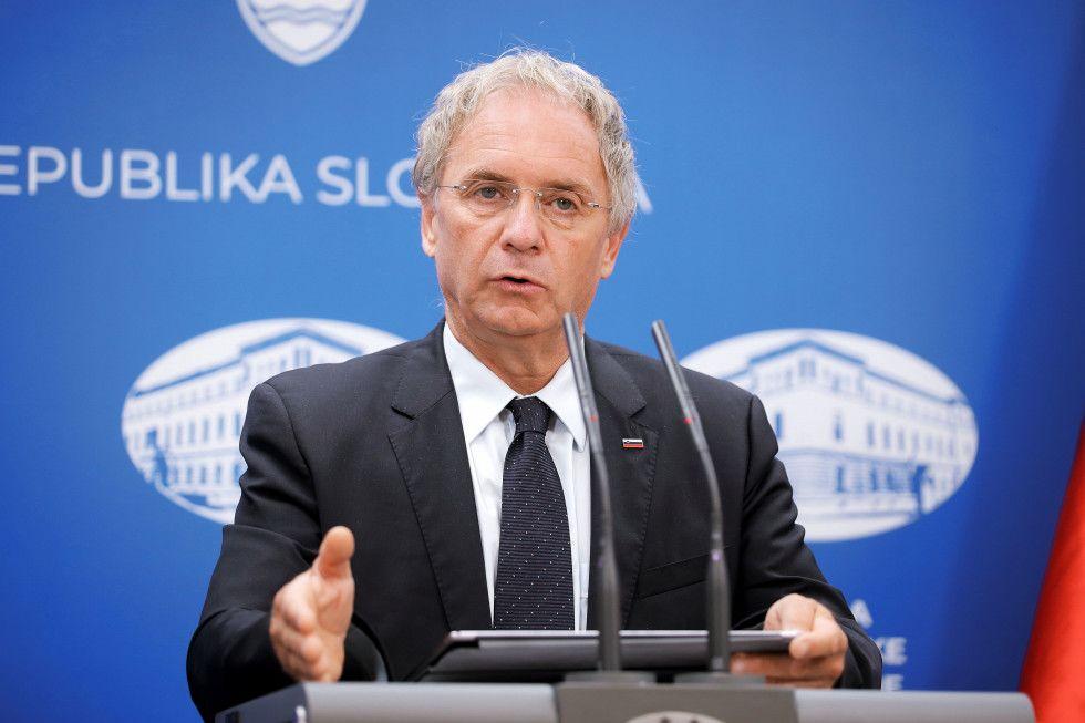 Minister za notranje zadeve Aleš Hojs |Avtor Daniel Novakovič, STA