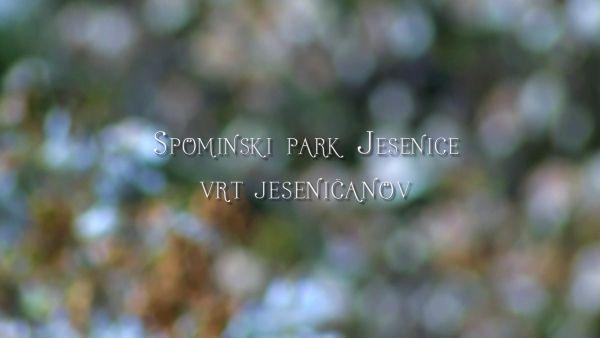 Videoposnetek: Spominski park na Plavžu