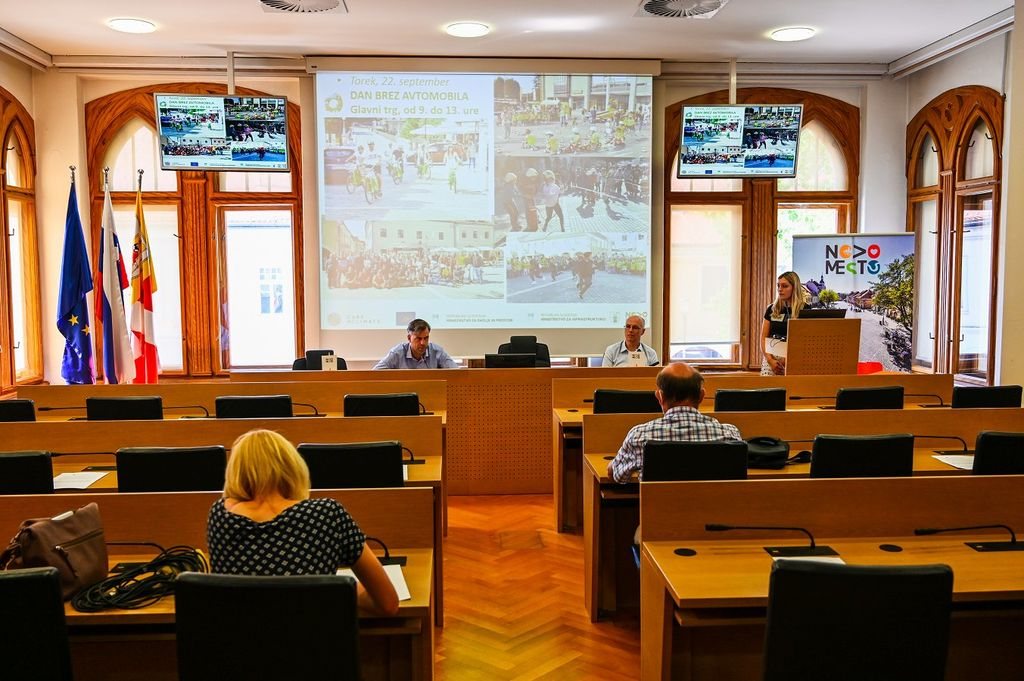 Evropski teden mobilnosti 2020 v Novem mestu