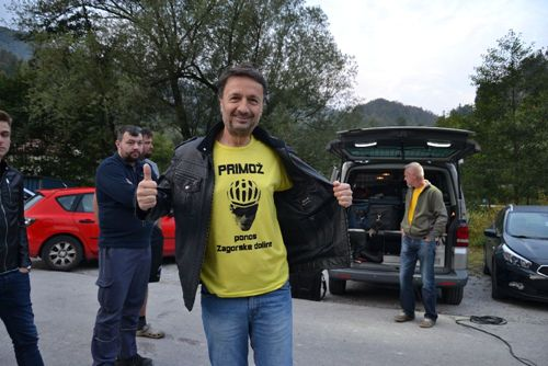 Oddaja nacionalne televizije Dobro jutro v Kisovcu