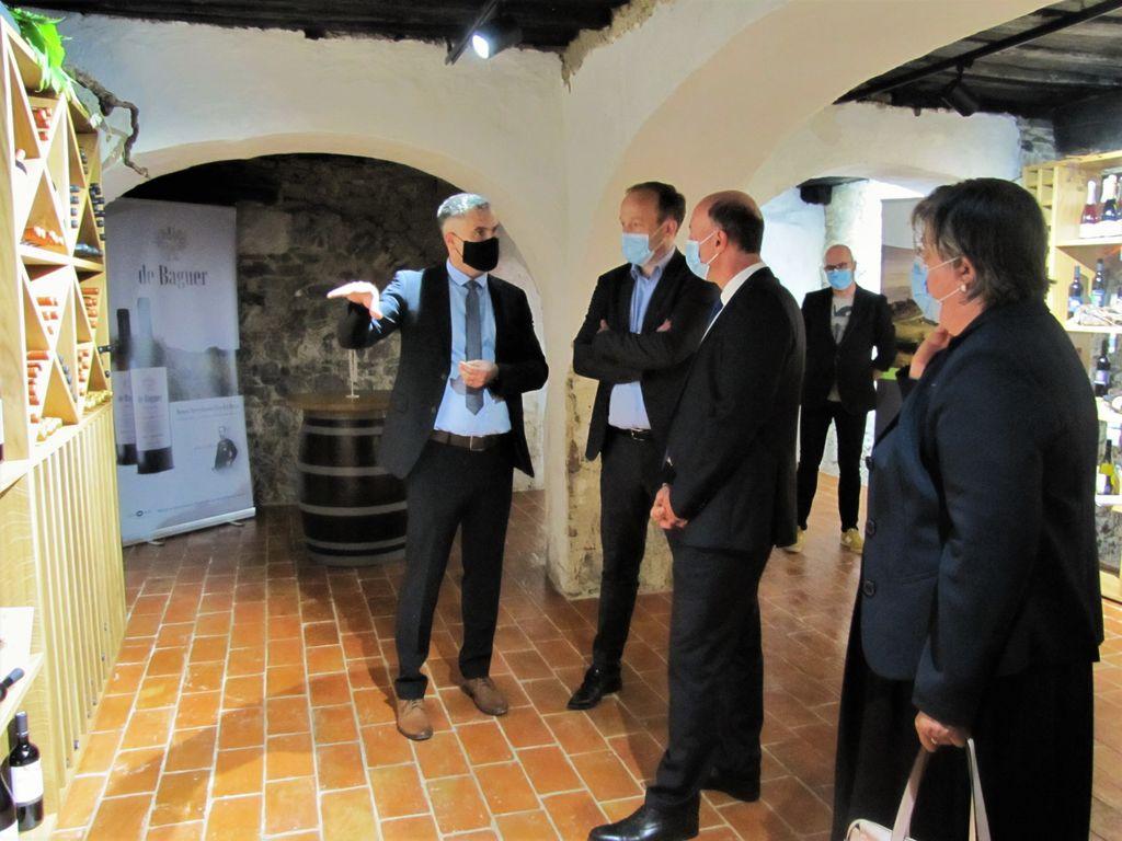 Na gradu Bogenšperk je odprta prenovljena grajska klet