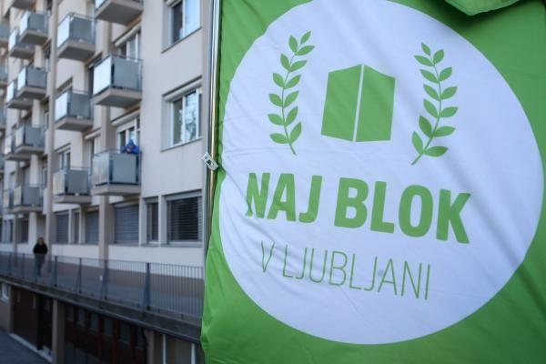 Izbrali smo Naj blok v Ljubljani za leto 2019