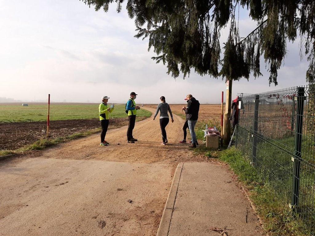 Tradicionalni občinski test hoje na 2 km