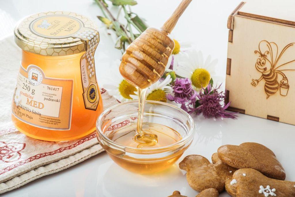 ČZS: Tudi čebelji pridelki so pomemben vir antioksidantov