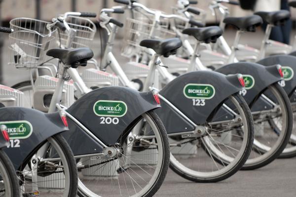 Prenova sistema BicikeLJ za še prijaznejšo uporabo koles