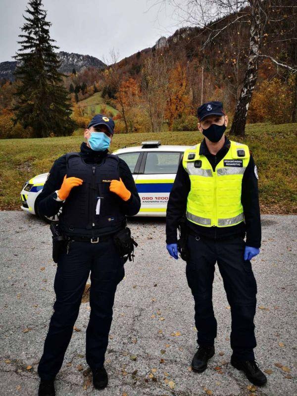 V prihodnjih dneh poostren nadzor redarstva in policije