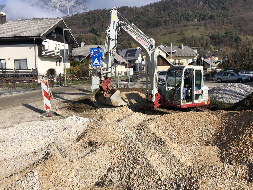 Obnovljen pump track na Selu
