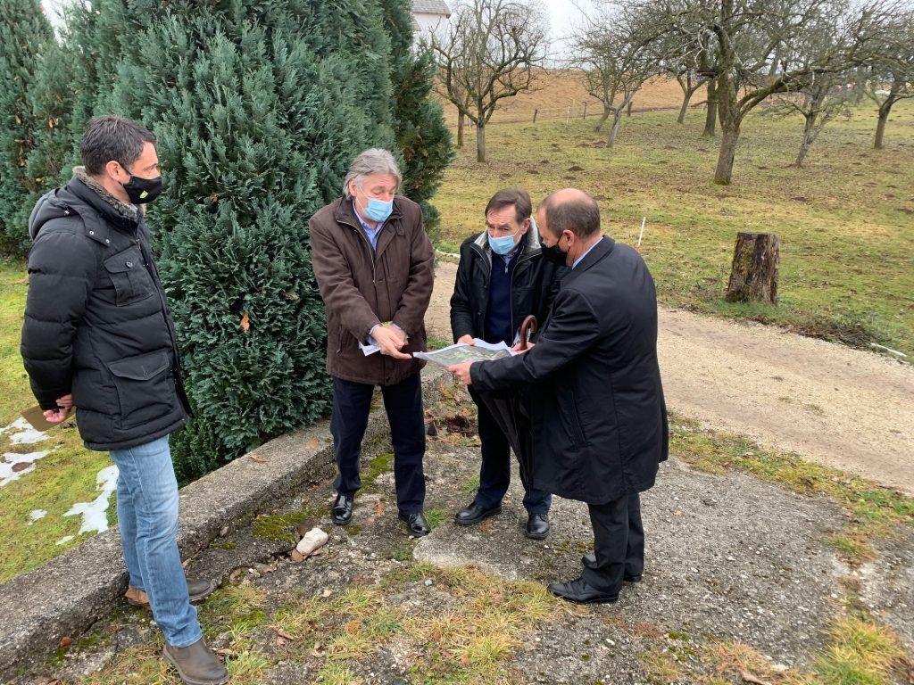 Obisk ministra za kulturo dr. Vaska Simonitija v Vrbi